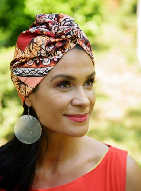 Damski-Turban-Retro-Style