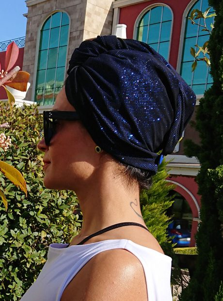Design-Turban-Blue-Diamonds