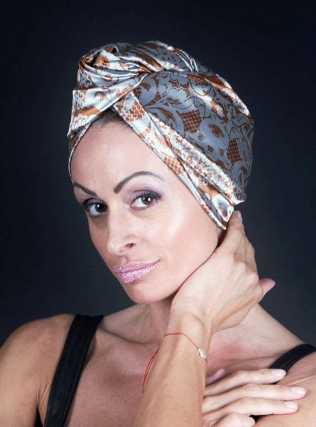 Karpa-Podsushavane-Kosa-Sea-Turban-Brown-Lace