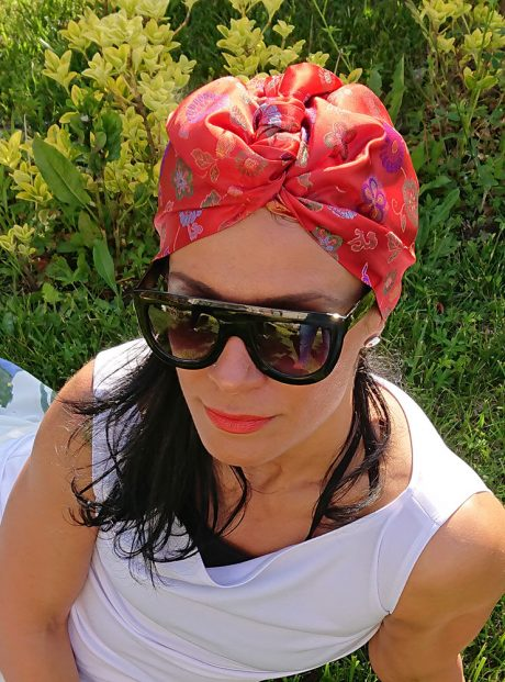 Moda-Turban-Chinese-red