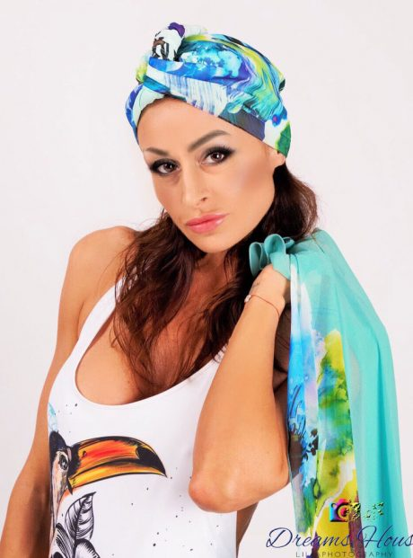 Plajen-Shal-Turban-Spa-Salon-Velvet-green