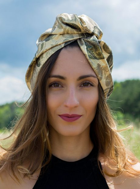 Turban-Aksesoar-Karpa-Kosa-Fashion-Gold-Style