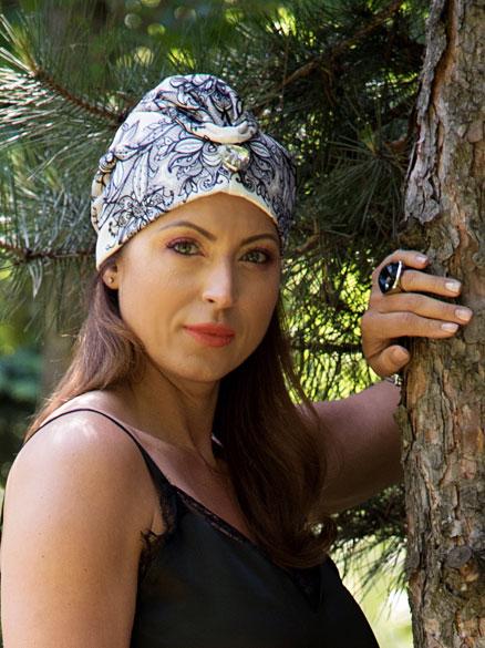 Turban-Beauty-Style-Aksesoar-Glawa-Leafs-and-flower