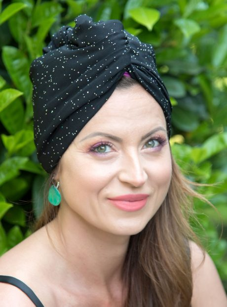 Turban-Woman-Style-Spa-Kosa-Beauty-Sparkles