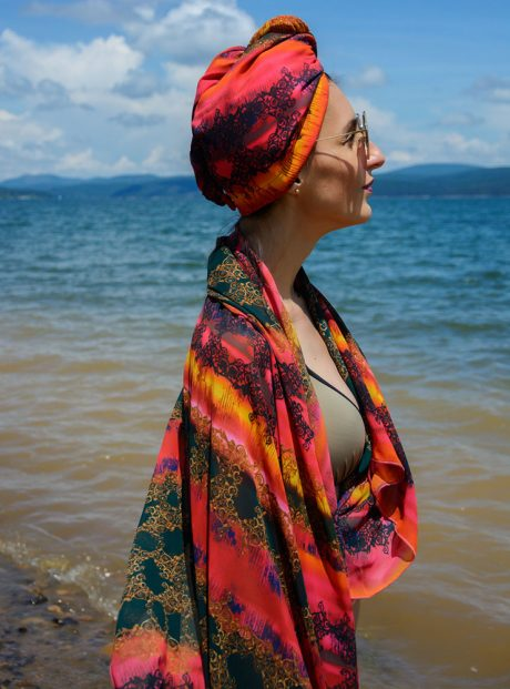 Plajen-Shal-Turban-Sea-Pareo-Fashion-Kyrpa-Podsushavane-Red-Passion