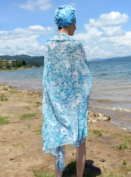 Plajen-Shal-Turban-Spa-Pareo-Style-Kyrpa-Podsushavane-Sea
