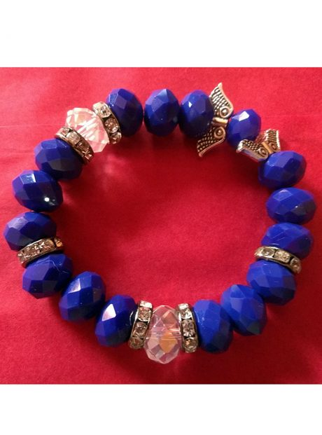 Bracelet-beads-and-metal-elements-Angels
