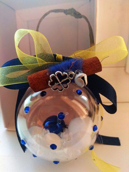 Лимитирана серия коледни топки подарък Декорация за Елха