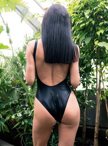 Banski-Swimsuit-Flash-black-onepiece-Sea-Tessa-Headknot