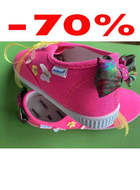 Hand-painted-sneakers-pink