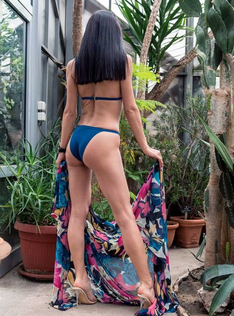 Swimsuit-Sea-Royal-Blue-Triangle-Tessa-Headknot