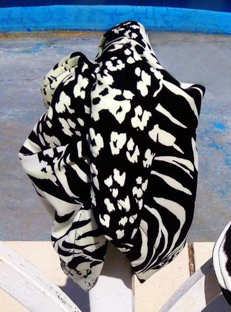 turban-hair-towel-aksesoar-black-white