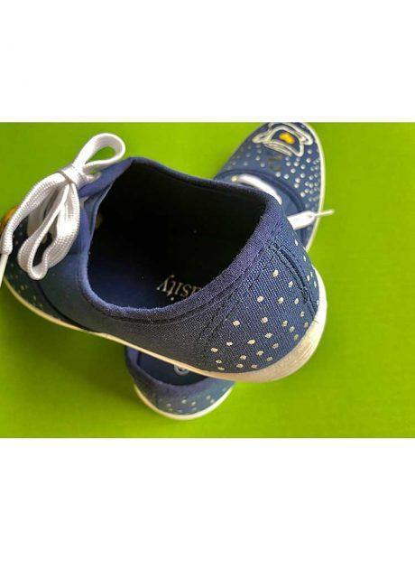 Hand-painted-sneakers-denim-cupcake-Headknot