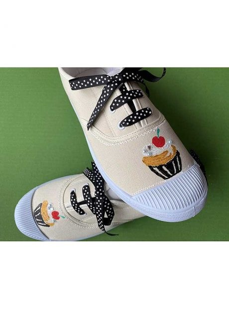 Hand-painted-sneakers-white-Headknot