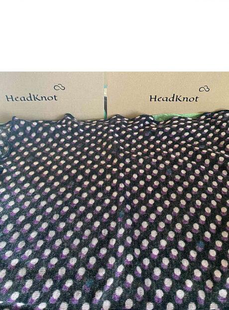 Shal-Dots-Long-Woman-Fashion-Classic-Headknot